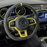Volkswagen GTI Dark Shine - interior