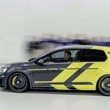 Volkswagen GTI Dark Shine - lateral