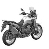 Honda CFR1000L Africa Twin - lateral derecho