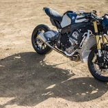 Orlando Bloom BMW S 1000R custom - Deus ex Machina