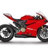Ducati Panigale R 2015 perfil