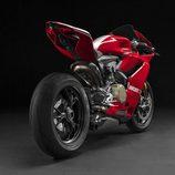 Ducati Panigale R 2015 vista trasera