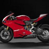 Ducati Panigale R 2015 perfil izquierdo