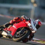 Ducati Panigale R 2015 en circuito
