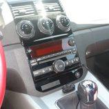 Opel GT - consola