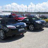 Opel GT - zaga