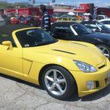 Opel GT - side