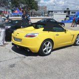 Opel GT - trasera