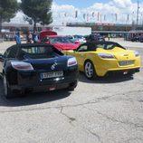 Opel GT - rear
