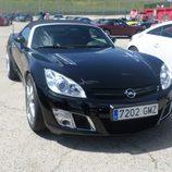 Opel GT - front