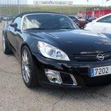 Opel GT - frontal