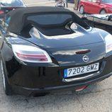 Opel GT - vista trasera