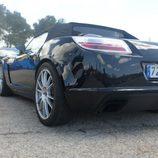 Opel GT - inferior