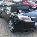 Opel GT - trasero