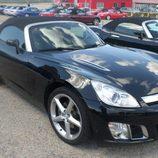 Opel GT - negro