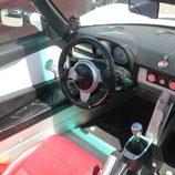 Opel Speedster - detalle habitáculo