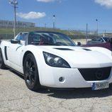 Opel Speedster - front