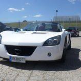 Opel Speedster - frontal