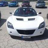 Opel Speedster - delantera