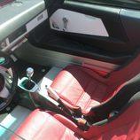 Opel Speedster - habitáculo