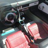 Opel Speedster - cockpitt