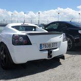 Opel Speedster - zaga