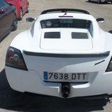 Opel Speedster - posterior