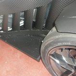 KTM X-BOW - detalle trasero