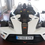 KTM X-BOW - front
