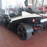 KTM X-BOW - zaga
