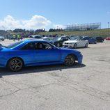 8000 Vueltas Experience - Nissan Skyline