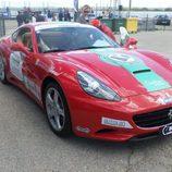 8000 Vueltas Experience - Ferrari California