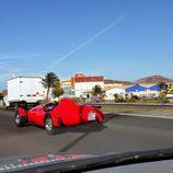 Ronart W 152 - carretera