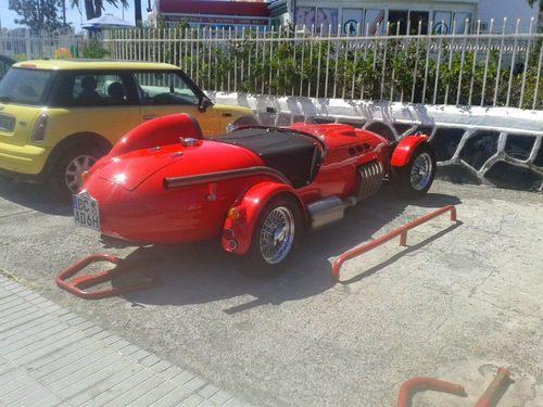 Ronart W 152 - sport