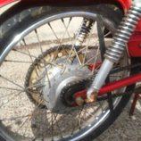 Mobilette Campera - ruedas