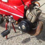 Mobilette Campera - motor