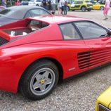 Ferrari Testarossa (1984-1992) - tres cuartos trasero