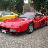 Ferrari Testarossa (1984-1992) - delantera