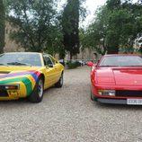 Ferrari Testarossa (1984-1992) - Dino