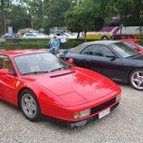 Ferrari Testarossa (1984-1992) - anterior
