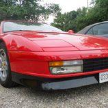 Ferrari Testarossa (1984-1992) - frontal detalle