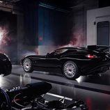 Zagato Maserati concept Villa d'este 2015 - trasera