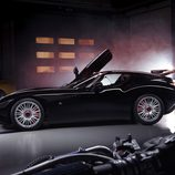 Zagato Maserati concept Villa d'este 2015 - side