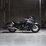 BMW Motorrad 101 concept by Roland Sans- side