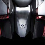 BMW Motorrad 101 concept by Roland Sans- detalle