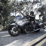BMW Motorrad 101 concept by Roland Sans - road