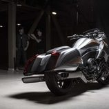 BMW Motorrad 101 concept by Roland Sans