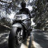 BMW Motorrad 101 concept by Roland Sans - frontal