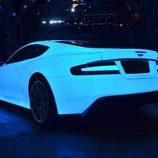 Aston Martin DBS fosforescente