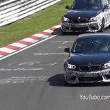 BMW M2 pruebas Nürburgring